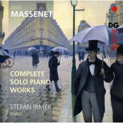 Massenet: Complete Piano Works [CD]