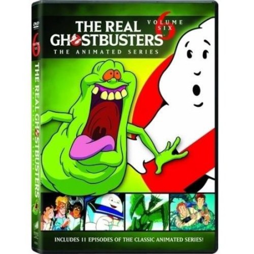 The Real Ghostbusters: Volume 6 (DVD)