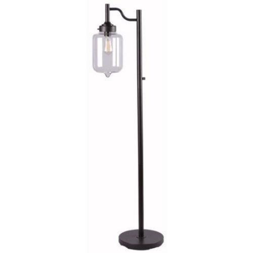 Kenroy Home Casey Floor Lamp, Oil Rubbed Bronze