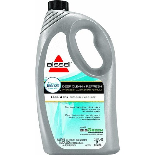 Bissell Deep Clean Professional Strength Formula Carpet Cleaner