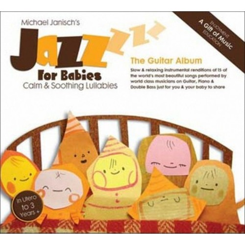Jazz for Babies: The Guitar Album [CD]