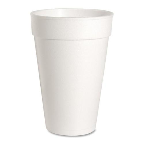 Genuine Joe 16 oz. Hot/ Cold Foam Cup (Pack of 500)
