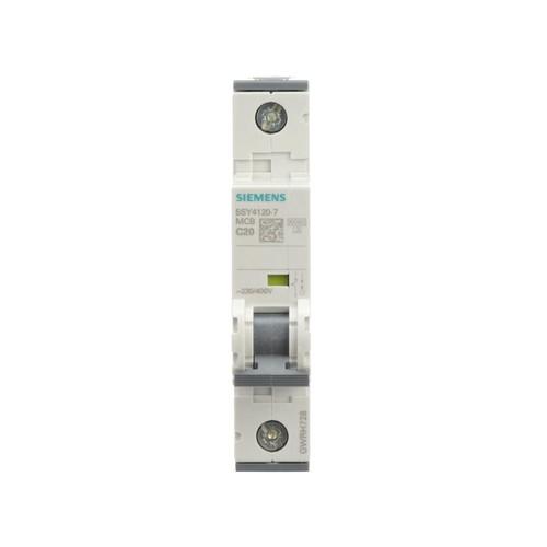 Siemens 20 Amp Single-Pole Circuit Breaker