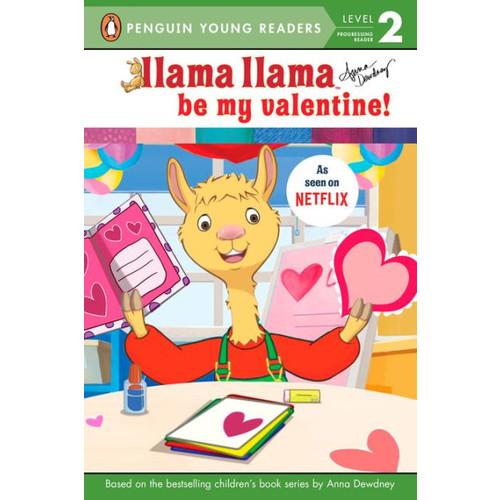 Llama Llama, Be My Valentine