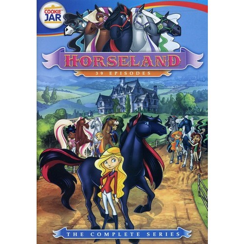 Horseland: The Complete Series (DVD)
