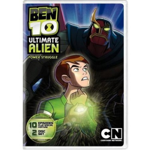 Ben 10: Ultimate Alien - Power Struggle [DVD]
