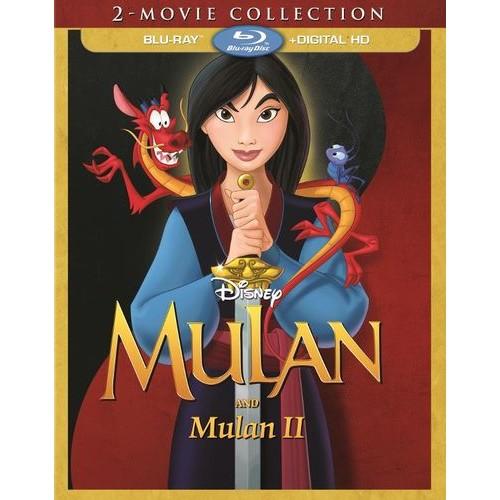 Mulan 2-Movie Collection [Blu-ray]