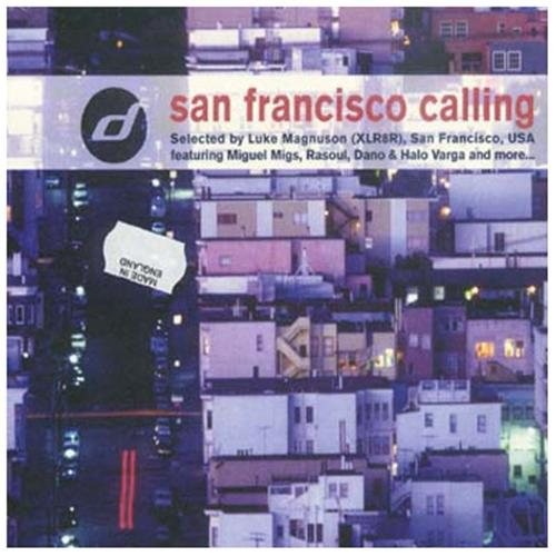 San Francisco Calling CD