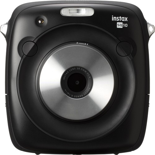 Fujifilm - instax SQUARE SQ10 Instant Film Camera