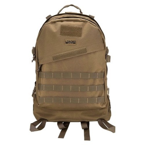 Barska - Loaded Gear GX-200 Tactical Backpack - Flat dark earth
