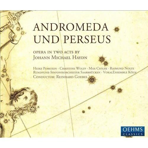 Haydn: Andromeda und Perseus [CD]