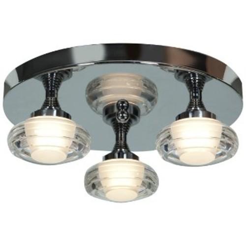 Optix LED Flushmount [Number of Lights : 3]