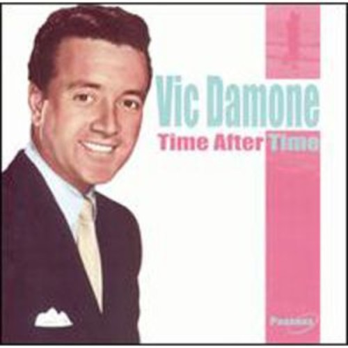 Time After Time By Vic Damone (Audio CD)