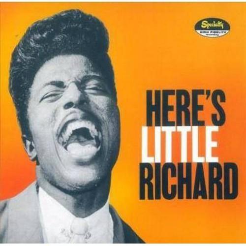 Little Richard - Here's Little Richard (CD)