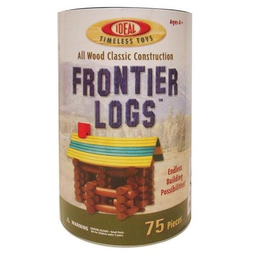 POOF-Slinky FRONTIER LOGS 75 PIECES