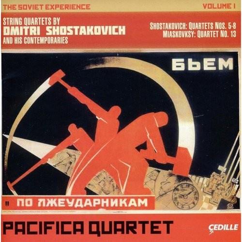 Soviet Experience, Vol. 1: Shostakovich & Myaskovsky [CD]