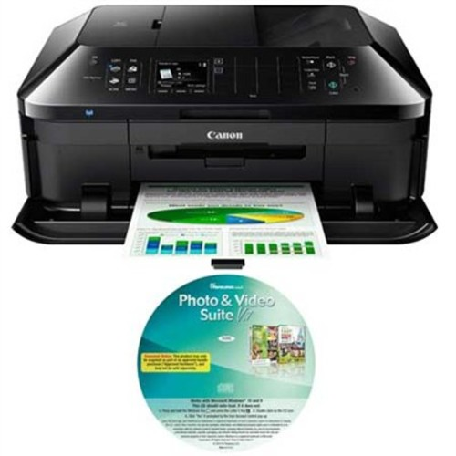 Canon PIXMA MX922 Wireless Inkjet Office All-In-One Printer + Paintshop Pro X9