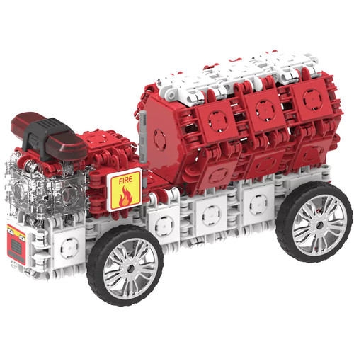 Clicformers 70-pc Rescue Set