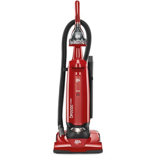 Dirt Devil - Breeze Upright Vacuum Cleaner - Red - Red