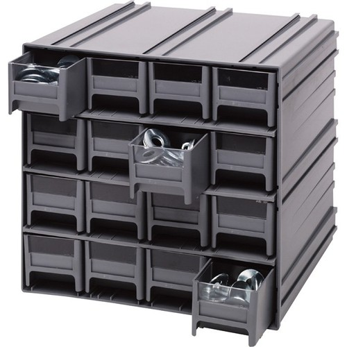 Quantum Storage Interlocking Cabinets  11in. x 2 3/4in. x 2 1/2in. Size,