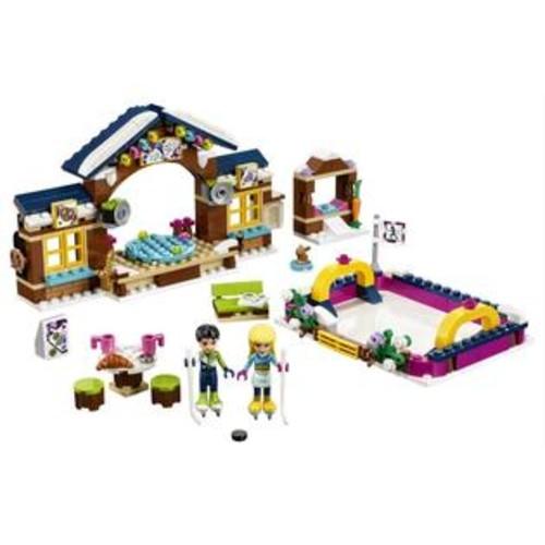 LEGO Friends Snow Resort Ice Rink (41322)