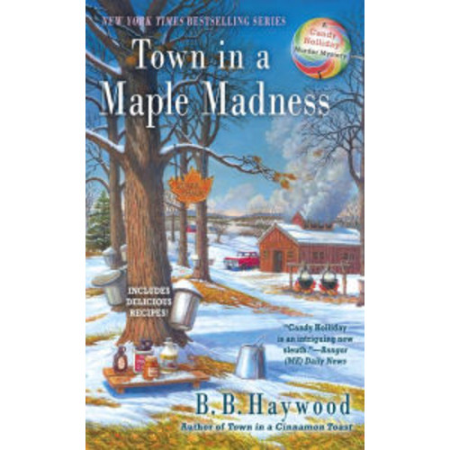 Town in a Maple Madness (Candy Holliday Series #8)