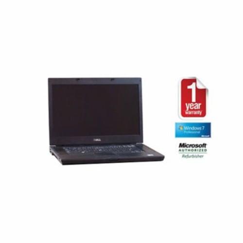 Refurb DELL E6510 CORE I5-2.4GHz Processor, 4GB memory, 128GB SSD Hard drive, DVDRW, 15.5 Display, Windows 10 Pro 64bit