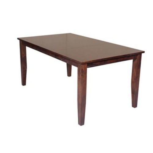 TTPFurnish Aden Extendable Dining Table