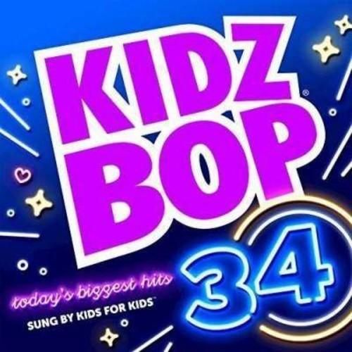 Kidz Bop Kids - Kidz Bop 34 (CD)