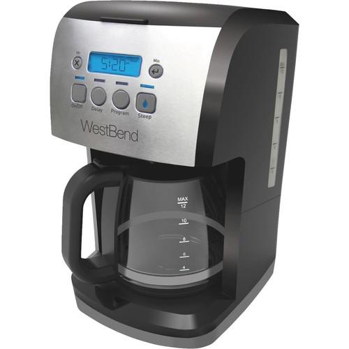 West Bend Steep & Brew 12-Cup Drip Coffee Maker - 56911