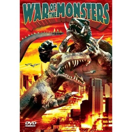 War Of The Monsters (DVD)