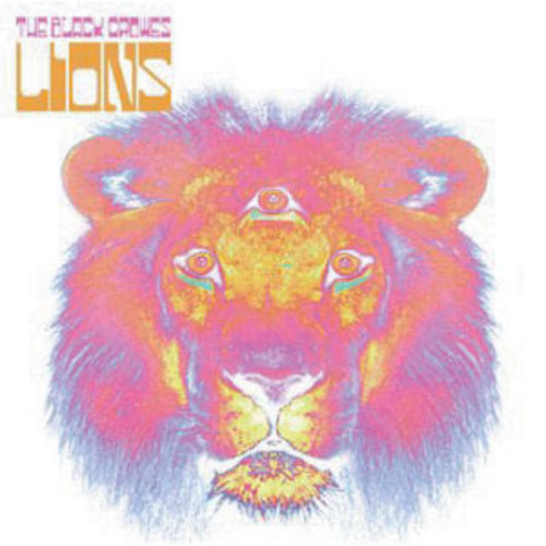 Lions The Black Crowes Audio Compact Disc