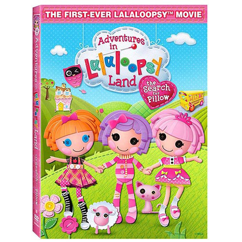 Adventures in Lalaloopsy Land: The Search for Pillow [DVD] [English] [2012]