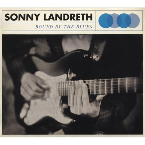 Bound by the Blues [CD]