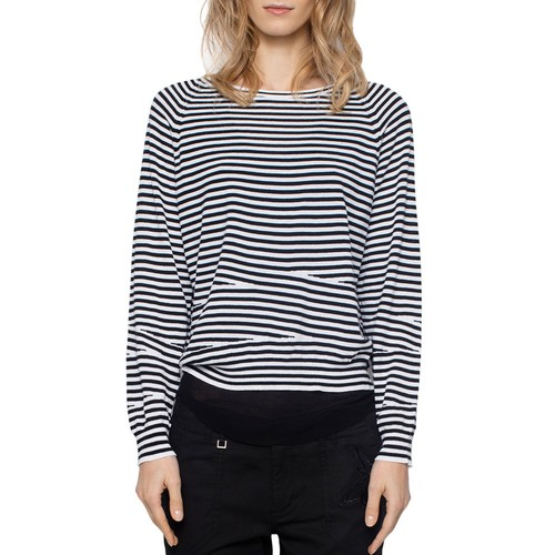 ZADIG & VOLTAIRE Camille Raye Sweater