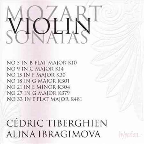 Alina Ibragimova - Mozart: Violin Sonatas Nos. 5, 9, 15, 18, 21, 27 & 33
