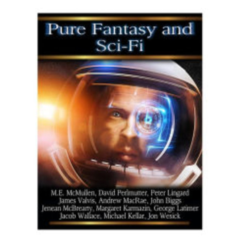 Pure Fantasy and Sci-Fi Vol 3