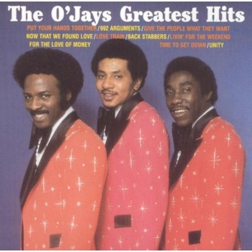 O'jays - Greatest hits (CD)