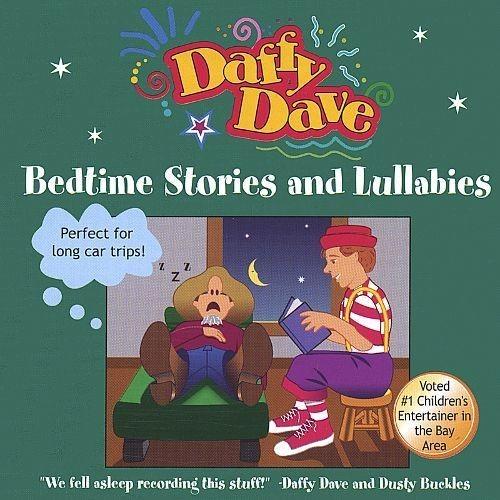 Bedtime Stories and Lullabies [CD]