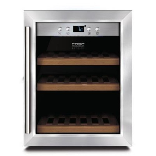 CASO 12-Bottle Wine Cooler
