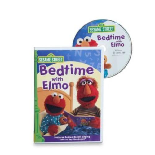 Sesame Street Bedtime with Elmo DVD