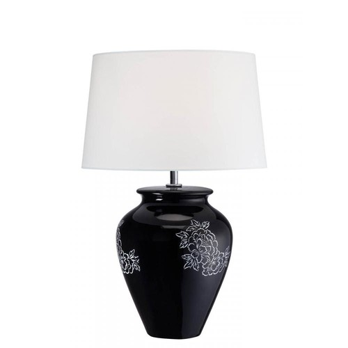 Filament Design 22.5 in. Black Table Lamp