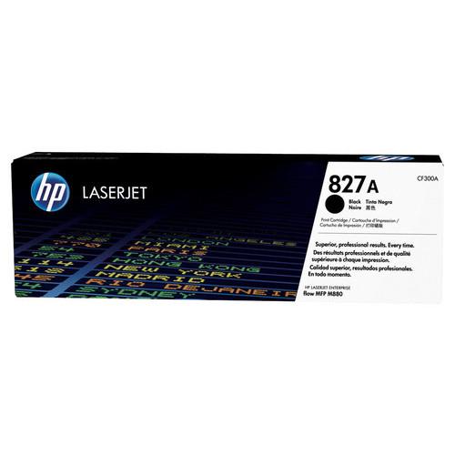 827A Black LaserJet Toner Cartridge