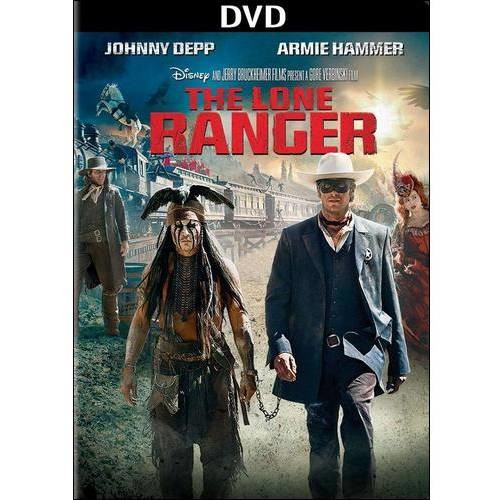 Buena Vista Home Entertainment The Lone Ranger