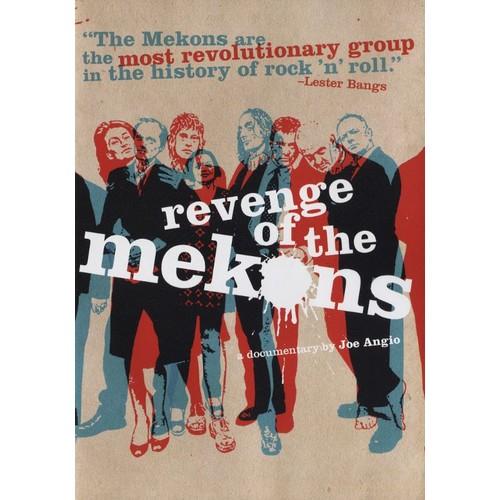 Revenge of the Mekons [DVD] [English] [2013]