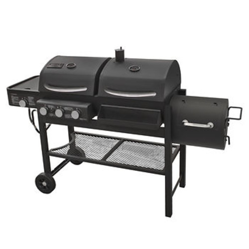 Smoke Hollow Combination Gas and Charcoal Grill