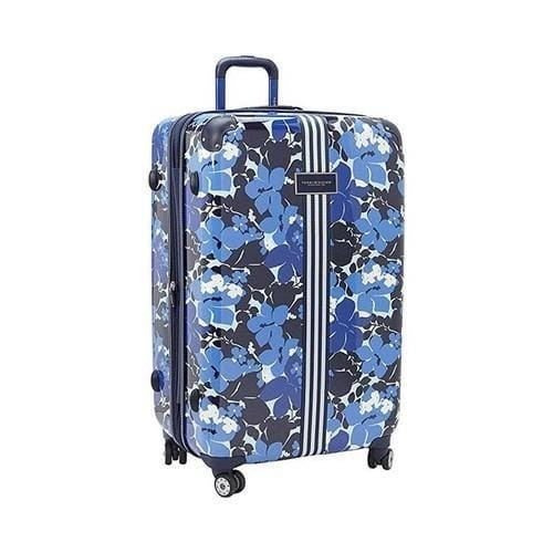 Tommy Hilfiger Wheeled & Checked Luggage Tommy Hilfiger Floral 29in Upright Blue
