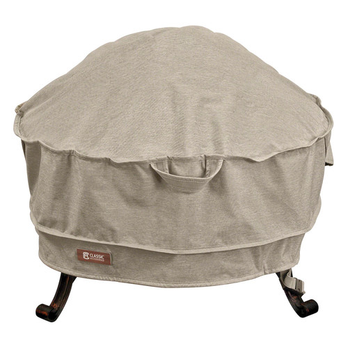 Classic Accessories Montlake Round 30 in. Fire Pit Cover
