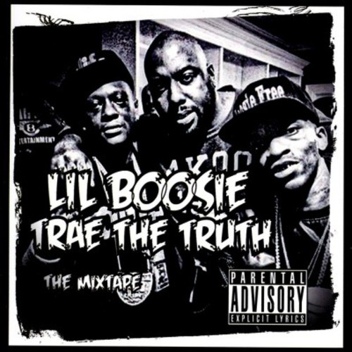 Lil Boosie-Trae the Truth: The Mixtape [CD] [PA]