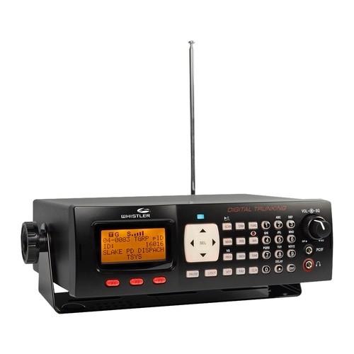 Whistler - Desktop/Mobile Digital Radio Scanner